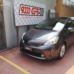 "Elaborazione Toyota Prius Hybrid ""Electrical mind"""