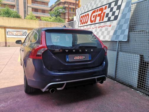 Volvo V60 2.0 tdi powered by 9000 Giri