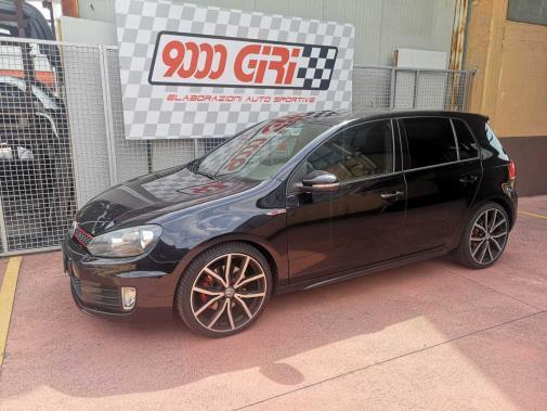 Vw Golf 6 Gti 2.0 powered by 9000 Giri