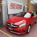 """Elaborazione Mercedes Classe A 1.5 turbo benzina """"Sinfonia"""""""