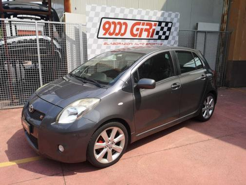 Toyota Yaris 1.8 Ts powered by 9000 giri