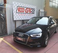 "Elaborazione Audi A3 1,4 Tfsi ""Vacanze romane"""