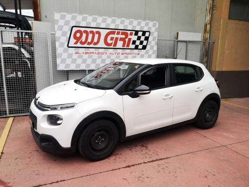 Citroen C3 1.4 hdi powered by 9000 Giri