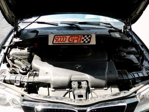 Bmw z4 2.0 turbo powered by 9000 giri