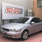 """Elaborazione Jaguar X Type 2.5 V6 """"Ologramma"""""""