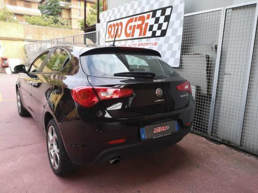 Alfa Romeo Giulietta 1.4 tb gpl powered by 9000 Giri