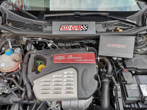 Alfa Romeo Giulietta 1.4 tb gpl powered by 9000 Giri