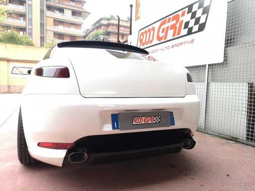 Alfa Romeo Gt 3.2 V6 powered by 9000 Giri