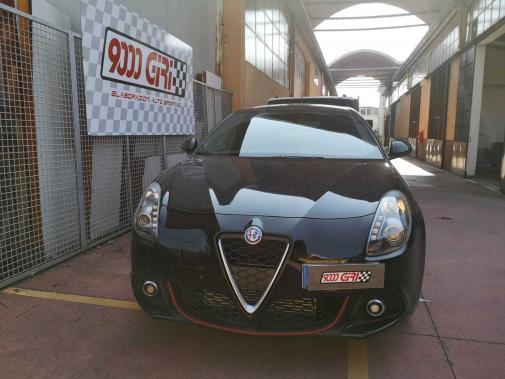 Alfa Romeo Mito 1.6 td powered by 9000 giri