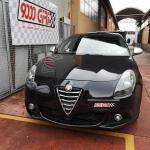 """Elaborazione Alfa Romeo Giulietta 1.4 tb """"Elegante"""""""