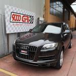 """Elaborazione Audi Q7 3.0d """"City cab"""""""