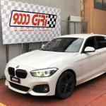 "Elaborazione Bmw 118d ""Happy toghether"""
