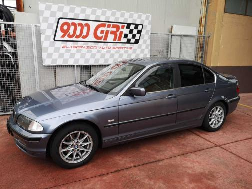 Bmw 320i e46 powered by 9000 Giri