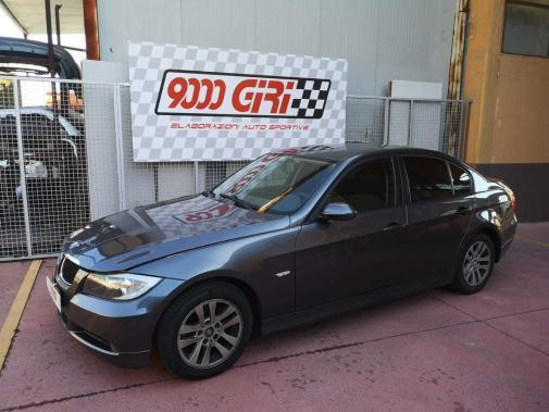 Bmw 320i e90 powered by 9000 Giri