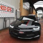 "Elaborazione Chevrolet Camaro 2.0 tb ""Alternative"""