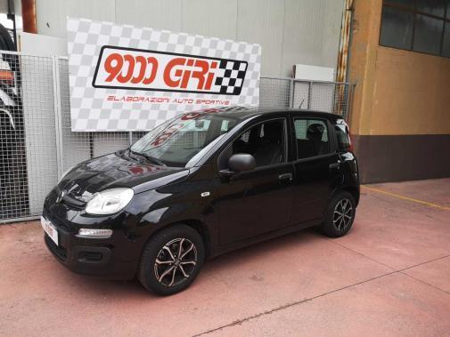 Fiat Panda 1.3 Mjet powered by 9000 Giri