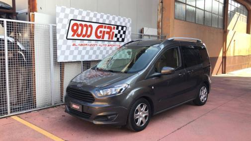 Ford Torneo 1.5 tdci powered by 9000 Giri