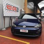 "Elaborazione Vw Golf 7.5 1.4 tsi ""Splendida creatura"""