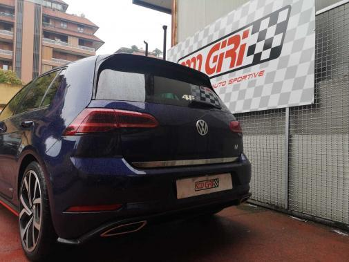 Vw Golf 7.5 1.4 Tsi powered by 9000 Giri