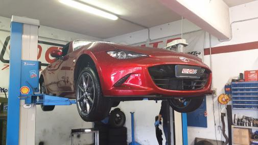 Mazda Mx5 2.0 powered by 9000 Giri