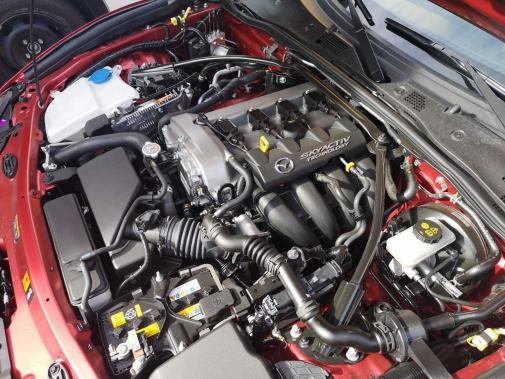 Mazda Mx5 2.0 powered by 9000 Giri