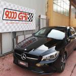 "Elaborazione Mercedes Cla 200 cdi ""Regulation"""