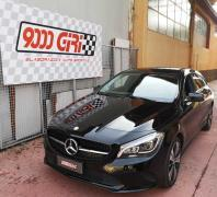 "Elaborazione Mercedes Cla 200 cdi ""Regulation"""