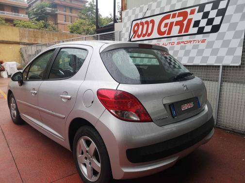 Peugeot 207 1.4 hdi powered by 9000 Giri