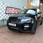 "Elaborazione Range Rover Evoque 2.2 td ""Take it easy"""