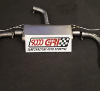 "Elaborazione Vw Golf 7.5 1.5 tsi ""Pop off"""
