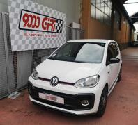 "Elaborazione Vw Up 1.0 Gti ""Uptodate"""