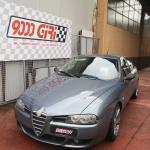 """Elaborazione Alfa Romeo 156 1.9 jtd """"Casting"""""""