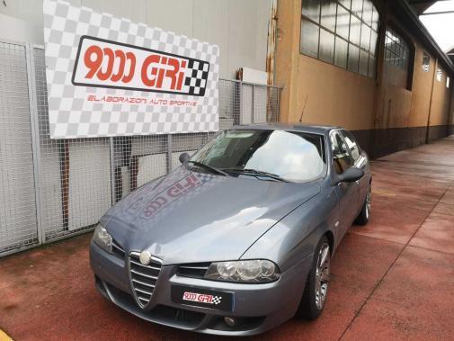 Alfa Romeo 156 1.9 jtd powered by 9000 Giri