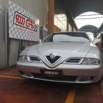 """Elaborazione Alfa Romeo 166 2.0 Turbo 16v """"Col Moschin"""""""