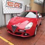 """Elaborazione Alfa Romeo Giulietta 1.4 tb """"Feeling good"""""""