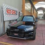 "Elaborazione Audi Q5 3.0 tdi ""Assistenza perfetta"""