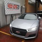"Elaborazione Audi TT 2.0 tdi Cabrio ""Tomorrow people"""