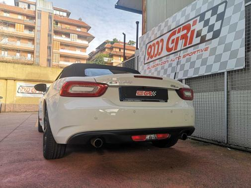 Fiat 124 1.4 Multiair powered by 9000 Giri