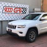 "Elaborazione Jeep Grand Cherokee 3.0 crd ""Scientificamente provata"""