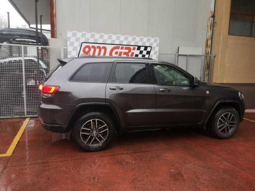 Jeep Grand Cherokee 3.0 crd powered by 9000 Giri