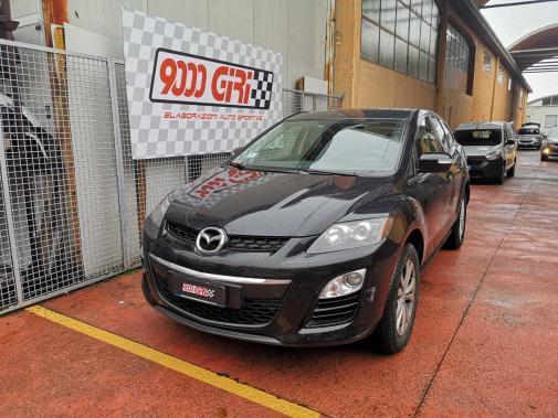 Mazda Cx 5 tsci powered by 9000 Giri