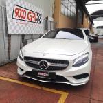 "Elaborazione Mercedes S 400 ""Set out"""