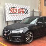 "Elaborazione Audi A6 3.0 tdi Avant ""Web commerce"""