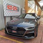 """Elaborazione Audi A7 3.0 tdi Sportback """"Furia selvaggia"""""""