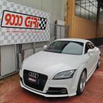 """Elaborazione Audi TT 2.0 Tfsi """"Buona buona"""""""