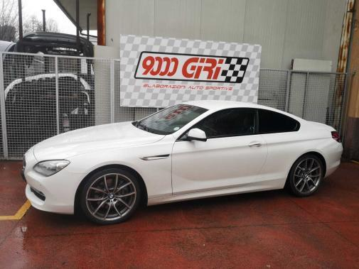 Bmw 640d coupè powered by 9000 Giri