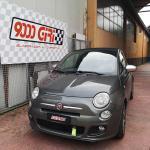 """Elaborazione Fiat 500 0,9 Twinair """"Omnipotente"""""""