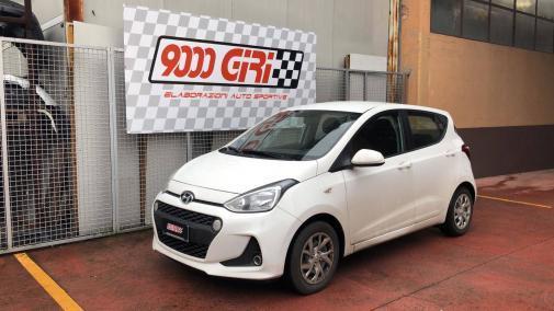 Hyundai i10 powered by 9000 Giri