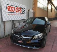 """Elaborazione Mercedes C 200 cdi """"Sentiero luminoso"""""""