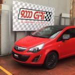 "Elaborazione Opel Corsa 1.3 tdci ""Sky Walker"""